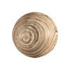 Pomeroy Canal 4-Inch Sphere, Ashwood