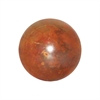 Pomeroy Bali 4-Inch Decorative Sphere, Burned Copper