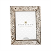 Pomeroy Versailles 4x6 Frame, Distressed Silver Leaf