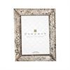 Pomeroy Versailles 4x6 Frame, Distressed Silver Leaf