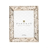 Pomeroy Versailles 5x7 Frame, Distressed Silver Leaf