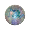 Pomeroy Montage 4-Inch Sphere In Azure Crackle, Azure Crackle