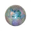 Pomeroy Montage 4-Inch Sphere In Azure Crackle, Azure Crackle