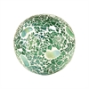 Pomeroy Pebble 4-Inch Sphere In Seafoam, Seafoam
