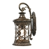 ELK lighting Orlean 1 Light Outdoor Sconce In Hazelnut Bronze