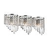 ELK lighting Jariah 3 Light Vanity In Polished Chrome