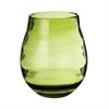 Lazy Susan Olive Ringlet Vase - Lg