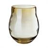 Lazy Susan Golden Ringlet Vase - Lg