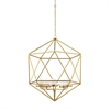 Angular Study Pillar Light Pendant