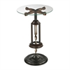 Sterling Bordeaux Accent Table