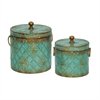 Sterling Set of 2 Roth Boxes