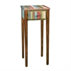 Sterling Ribbon Night Stand