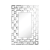 Opus Wall Mirror Clear
