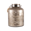 Pomeroy Baroness Bottle 11.5-Inch, Antique Sand Artifact,Nickel