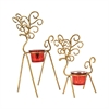 Prancer Set of 2 Votives