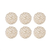 Bijoux 4-Inch Spheres - Set of 6