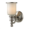 ELK lighting Acadia 1 Light Vanity In Brushed Nickel