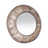 Natural Birch Bark Mirror