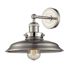 ELK lighting Newberry 1 Light Wall Sconce In Satin Nickel