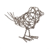 Nickel Scribble Bird - Small