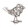 Nickel Scribble Bird - Sm