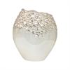 Pomeroy Ondine 18-Inch Vase, Pearl