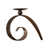 Pomeroy Medallion Pillar Holder - Large, Montana Rustic