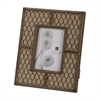 "Lazy Susan Canvas Wire Frame - 4"" X 6"""