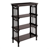 Sterling Large Cheval Bookcase