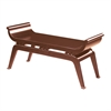 Dynasty Bench - Cherry