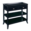 Sterling Tamara Hall Table-Ebony