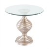 Silver Leaf Linea Table P1/2