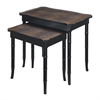 Sterling Boa Nesting Table