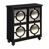 Sterling Mirage Cabinet Black
