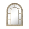 Sterling Windward Wall Mirror Cream Washed Woodtone