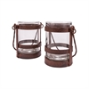 Tuscon Set of 2 Small Luminarias