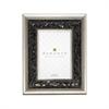 Tuxedo Frame 4x6, Silver,Black