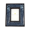 Pomeroy Westward 4x6 Frame, Black,Denim