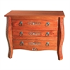 Sterling Hollister Aged Chest