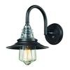 ELK lighting Insulator Glass 1 Light Wall Sconce In Oiled Bronze