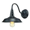 Urban Lodge 1 Light Sconce In Oil Rubbed Bronze