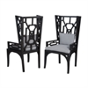 Manor Wing Chairs - Set of 2