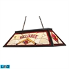 Tiffany Lighting 4 Light LED Billiard Light In Tiffany Bronze