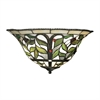 ELK lighting Latham 2 Light Wall Sconce In Tiffany Bronze