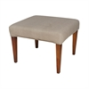 Couture Covers Single Bench Cover - Light Brown