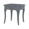 Dimond Home Edward Side Table Antique Smoke