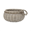 Sumbawa Natural Rattan Basket - Large
