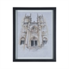 Dimond Home National Cathedral Black Mahogany