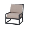 Sterling Montgomery Chair Antique Smoke