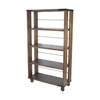 Penn Shelving Unit In Farmhouse Stain - Medium